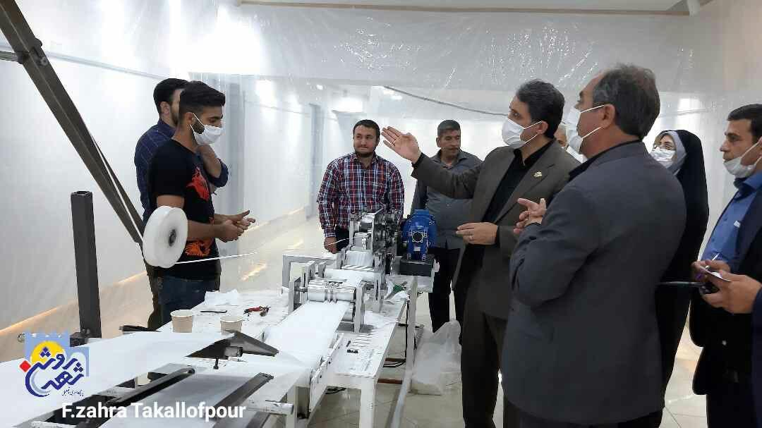 سلامت پرسنل شهرداری کرمانشاه حائز اهمیت است