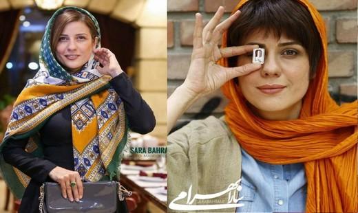 اینستاگردی با سارا بهرامی: بهترین بازیگر زن جشنواره فیلم فجر