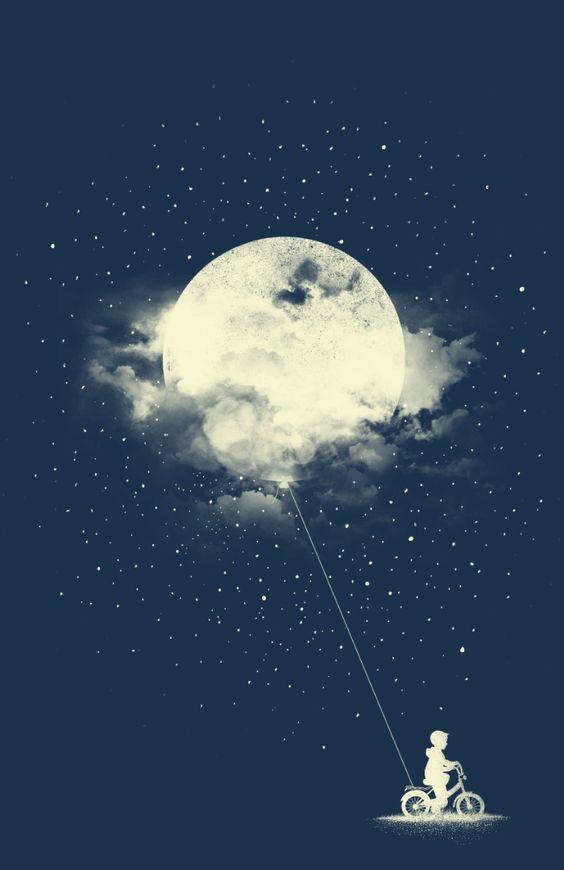 عکس زیبا شب