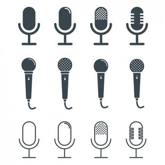 میکروفون نمونه ای از دستگاه ورودی کامپیوتر