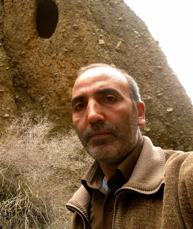 احمد طاقچاسی در روستای ارلان