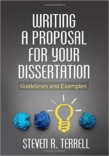دانلود راهنمای نوشتن پروپوزال برای پایان نامه Writing a Proposal