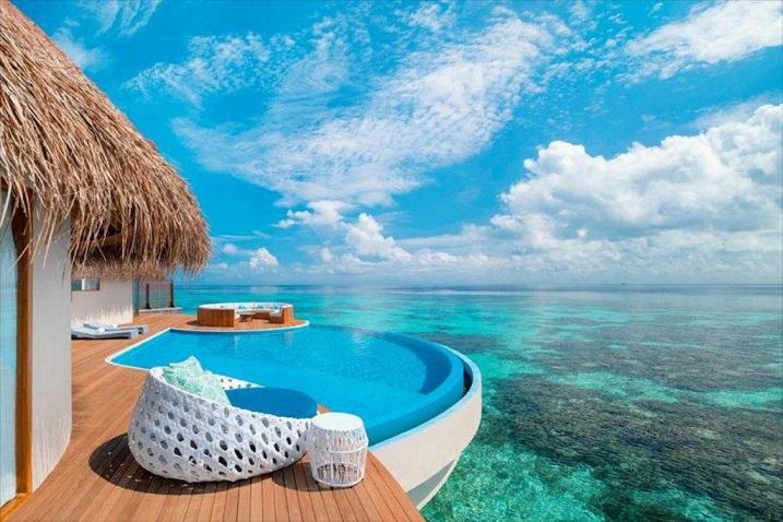 معرفی مکان های گردشگری مالدیو