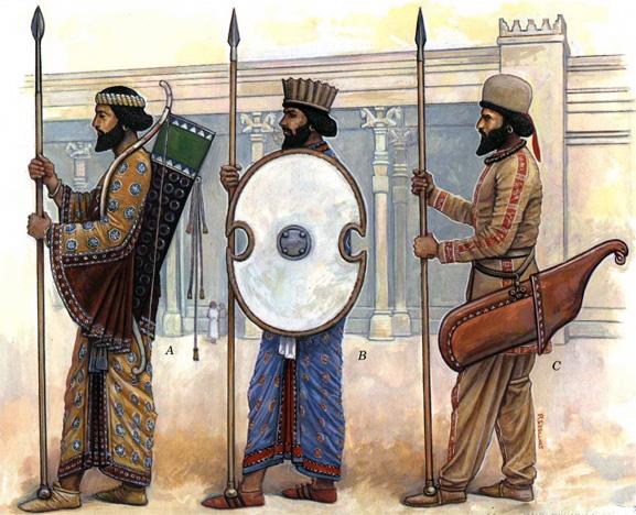 امپراطوری پارسیان (مستند)