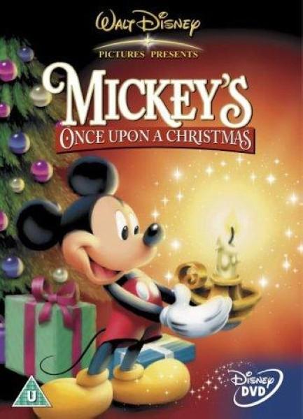 دانلود انیمیشن Mickeys Once Upon A Christmas 1999