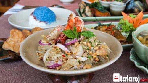 رستوران های حلال بانکوک
