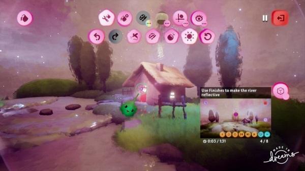 بازی Dreams به صورت Early Access در بهار منتشر خواهد شد