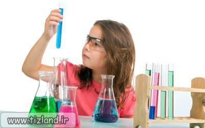 آموزش علوم و تاثیر آن بر خلاقیت کودک