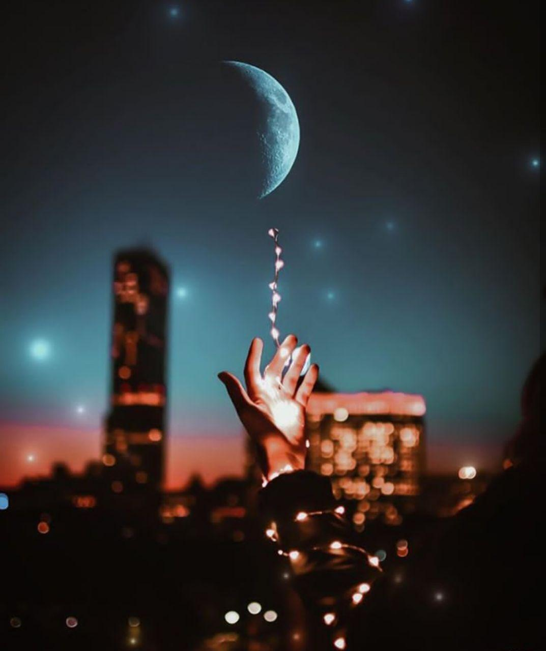 عکس شب زیبا