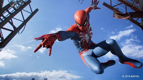 Marvel's Spider-Man بیشترین میزان دانلود را در ماه پیش و بر روی PS4 داشته است