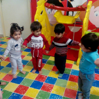 مهد کودک میدان توحید