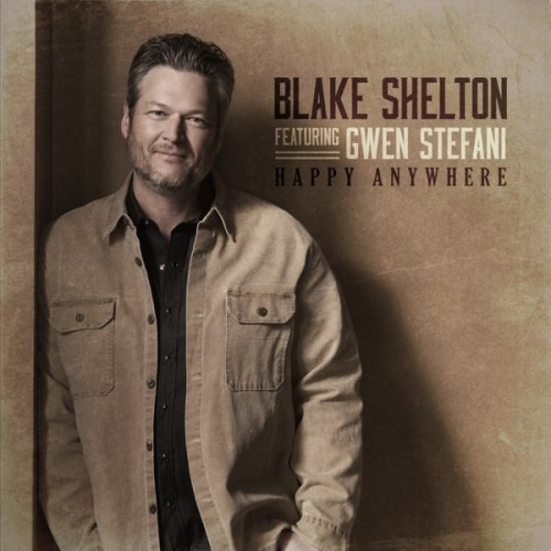 دانلود آهنگ Blake Shelton - Happy Anywhere (feat. Gwen Stefani)