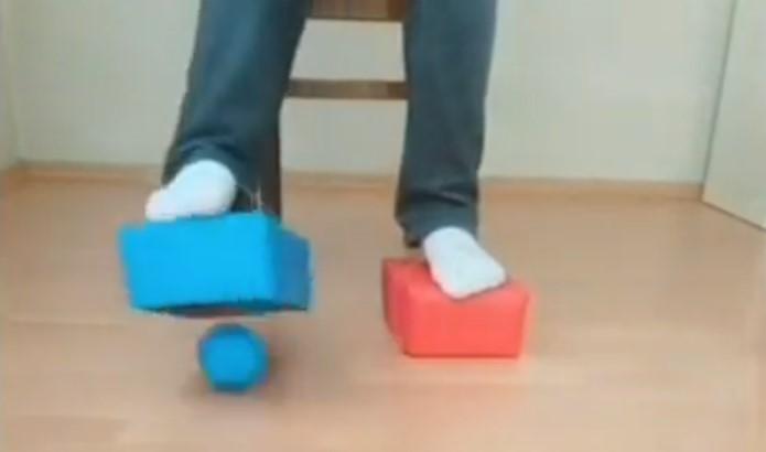 بازی جمع آوری توپ های رنگی