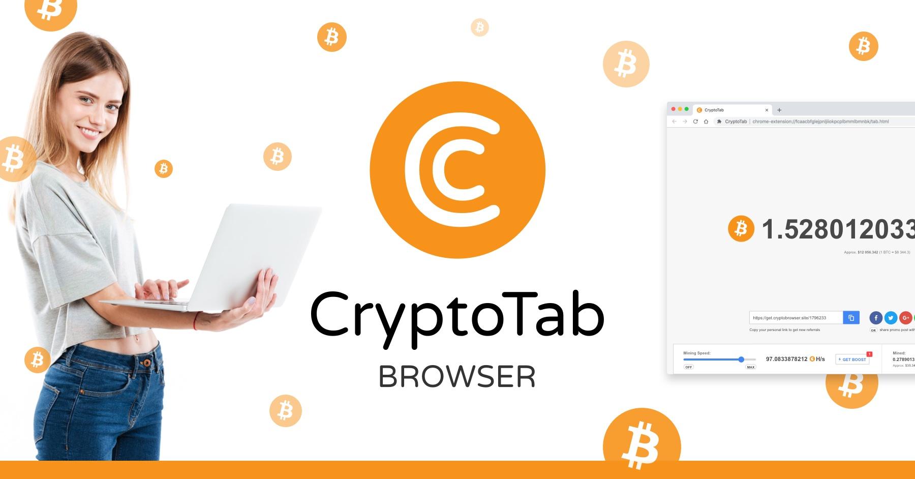 BITCOIN::    crypto tab