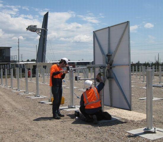 نیروگاههای حرارتی خورشیدی - گردآوری سیاوش عزیزی - بخش اول