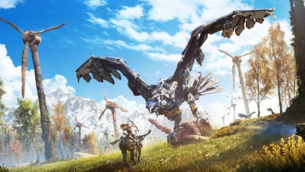 شایعه: Horizon Zero Dawn 2 یکی از عناوین زمان عرضه PS5 خواهد بود
