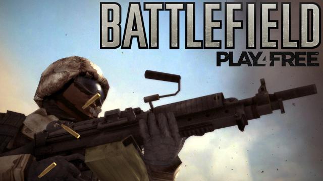 گیم پلی بازی Battlefield Play4Free