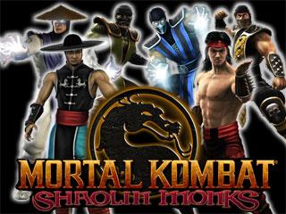 دانلود بازی Mortal Kombat Shaolin Monks برای کنسول پلی استیشن 2