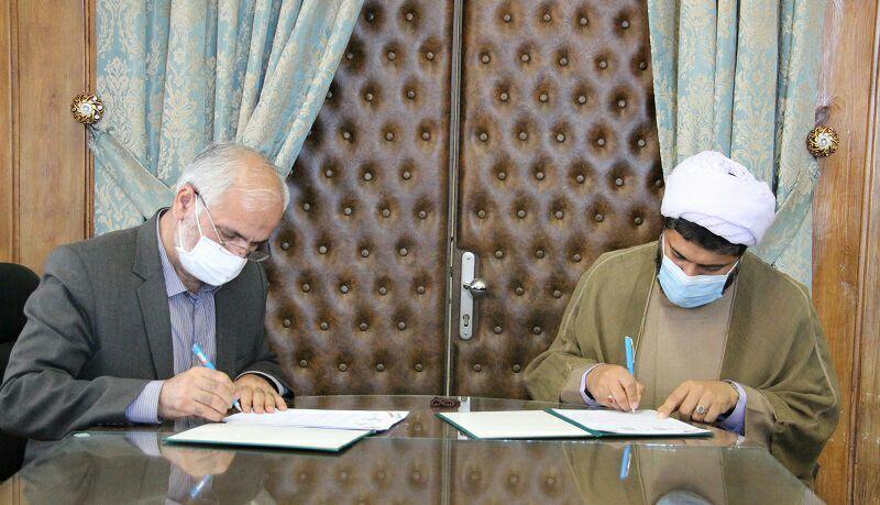 امضای تفاهم نامه همکاری سه جانبه  دادگستری گلستان ، بسیج حقوقدانان و اوقاف / اعلام آمادگی اوقاف برای  پذیرش محکومان جایگزین حبس