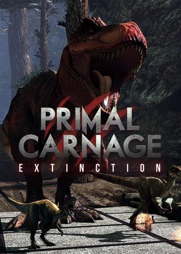 دانلود بازی Primal Carnage Extinction برای PC