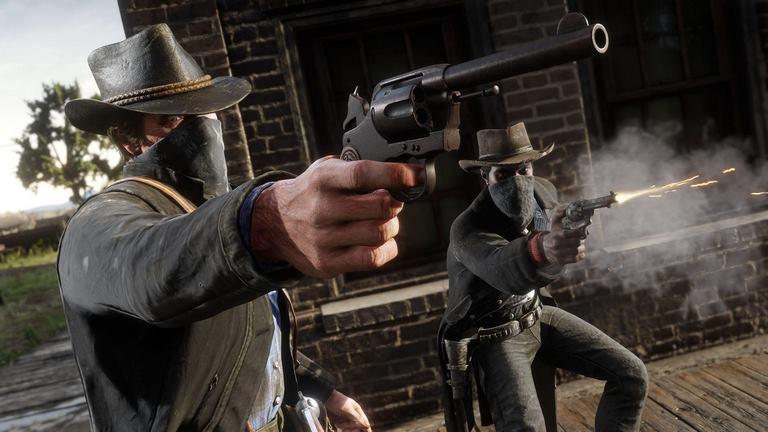 Red Dead Redemption 2 رد دد ردمپشن 2