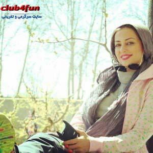 عکس جدید نفیسه روشن در سعادت آباد تهران