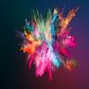 ساختار بصری رنگ ها