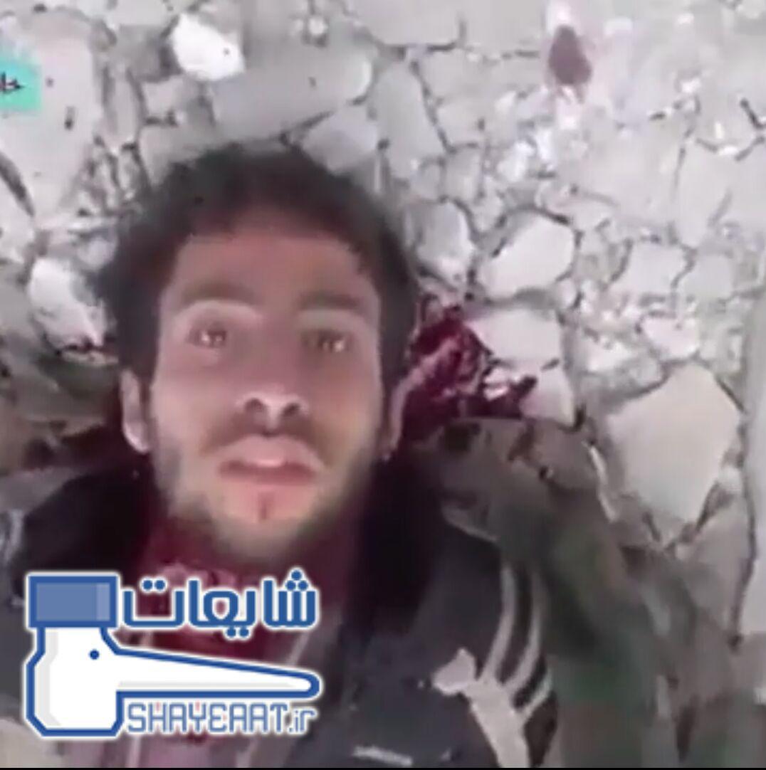 شایعات - فیلم لحظه شهادت شهید محسن حججی
