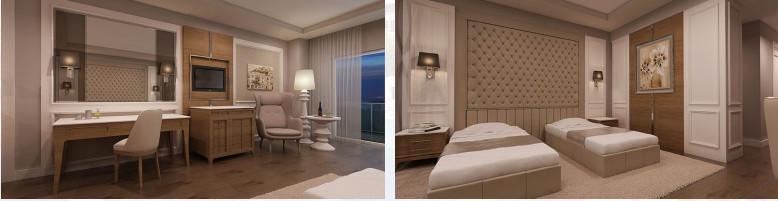 هتل سوئنو آنتالیا ترکیه