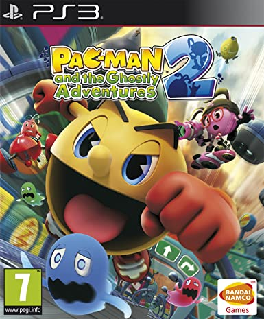 دانلود بازی Pac Man And The Ghostly Adventures 2 برای PS3