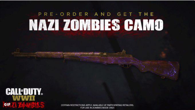 WWII 2 Preorder Bonus
