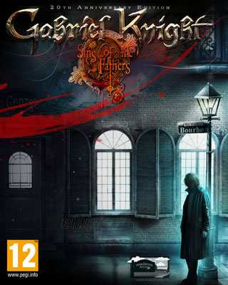 دانلود بازی Gabriel Knight Sins of The Fathers HD برای PC