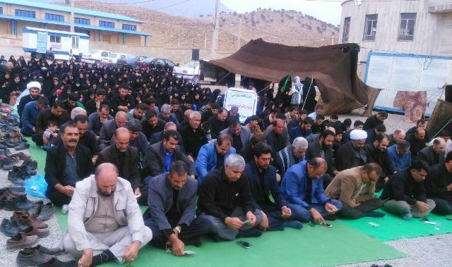 گزارش-تصویری-برگزاری-مراسم-عزاداری-اربعین-حسینی-در-ملکشاهی