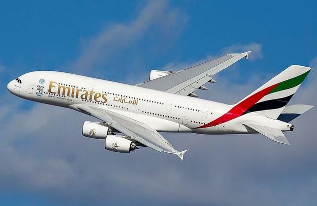برقراری مجدد پرواز های هواپیمایی امارات به تهران