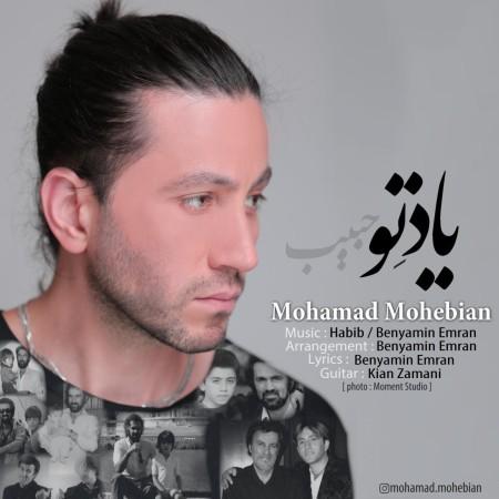 دانلود آهنگ محمد محبیان به نام یاد تو