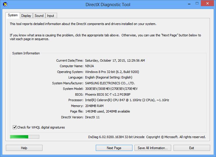i9l capture5 - برای مشاهده اطلاعات سخت افزاری سیستم