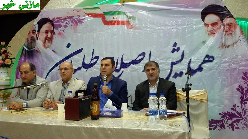 اصلاح طلبان قائم شهر منتخبان خود را شناختند