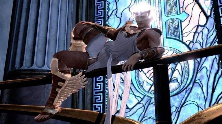 کریتوس خدای جنگ god of war