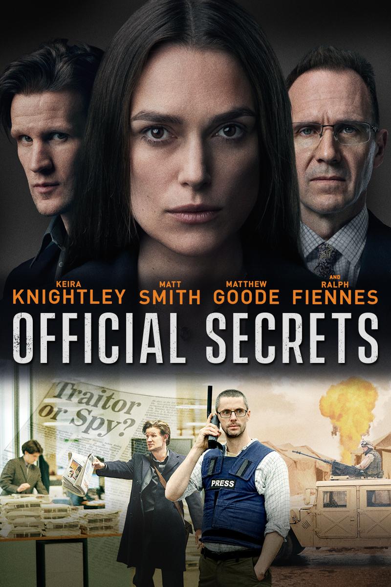 معرفی فیلم Official Secrets 2019