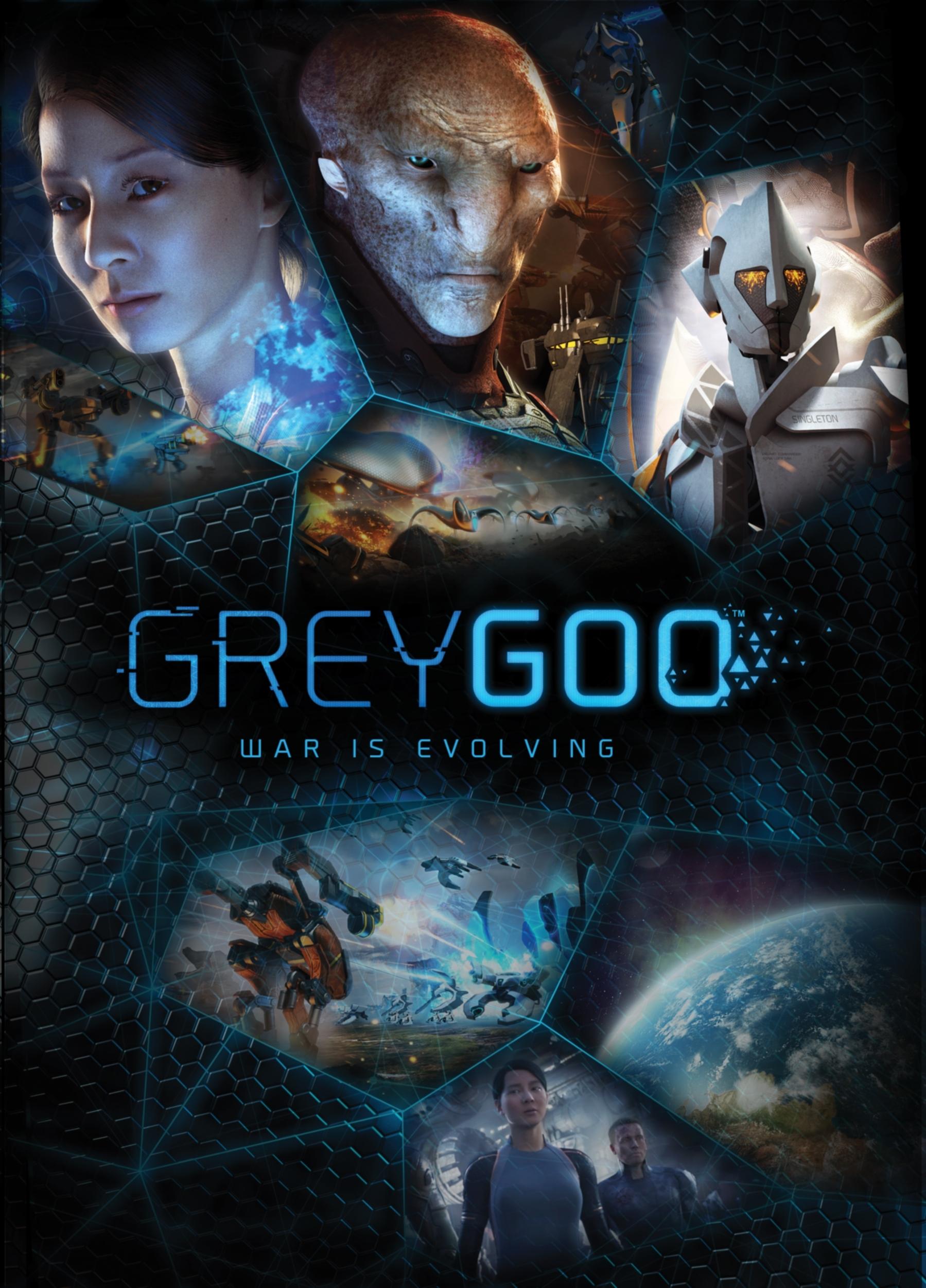 دانلود بازی Grey Goo برای PC