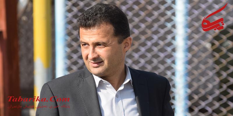 محمودزاده در گفتگو با تبریکا از شرایط جذب بازیکنان لیگ برتری میگوید