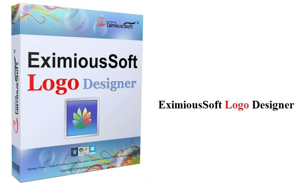 eximioussoft logo designer cover