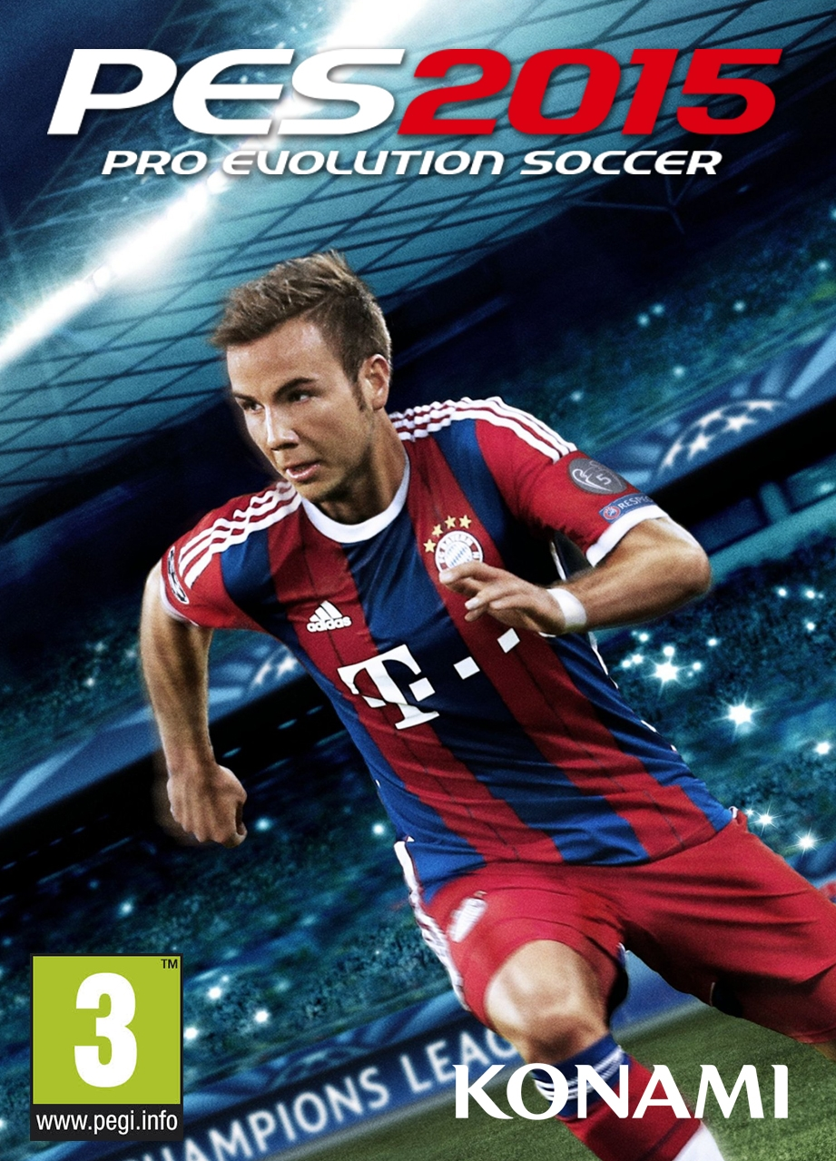 دانلود بازی PES 2015 برای کامپیوتر نسخه فشرده