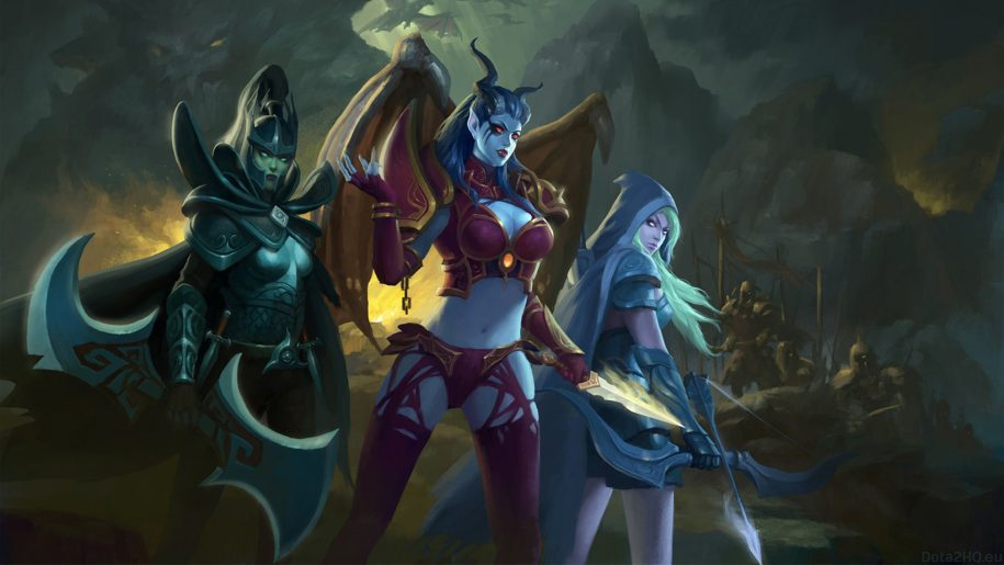 ijrs dota 2 online game multiplayer online battle arena valve corporation desktop wallpaper hd 2560x1440 915x515