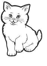 آموزش نقاشی های ساده ـ گربه ها
