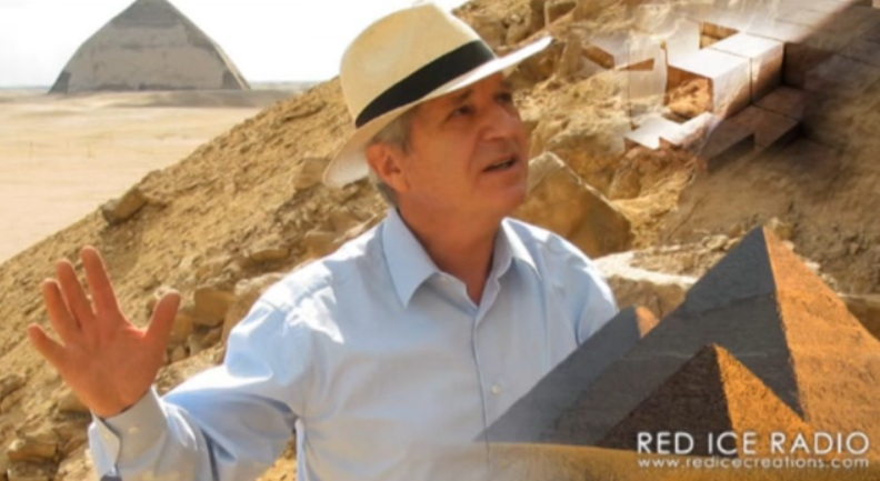 Red Ice Radio - Joseph Davidovits - The Construction of the Pyramids