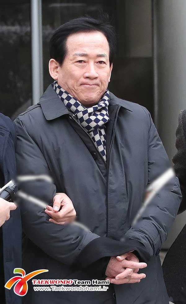 رئیس کوکی وان (مرکز آموزش فدراسیون جهانی تکواندو) دستگیر شد