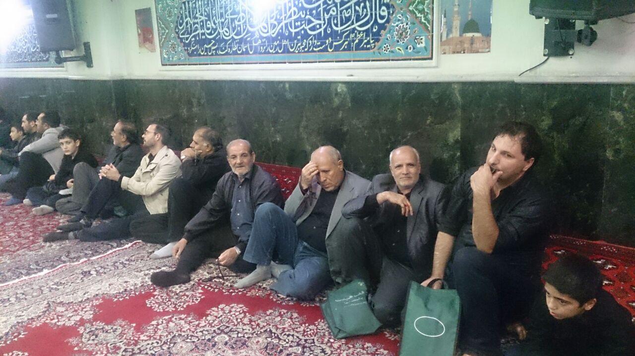 حسینیه بتلیجه ایها مقیم تهران
