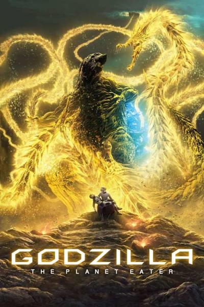 دانلود انیمیشن Godzilla: The Planet Eater 2018