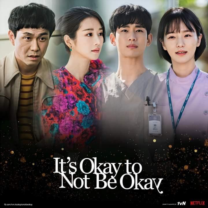 دانلود سریال کره ای مشکلی نیست که خوب نباشی - It's Okay to Not Be Okay 2020 با زیرنویس فارسی سریال